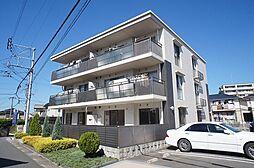 福岡県糟屋郡粕屋町花ヶ浦3丁目の賃貸マンションの外観