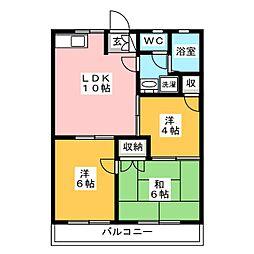 北上尾駅 5.1万円