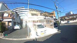 [一戸建] 大阪府堺市北区中百舌鳥町1丁 の賃貸【/】の外観
