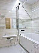 仕様イメージ 追炊き・浴室乾燥機付きユニットバス