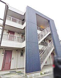 ヴィラージュド・ソレイユ[2階]の外観