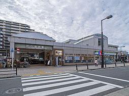 西武新宿線「花...