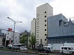 愛知県名古屋市千種区末盛通4丁目の賃貸マンションの外観