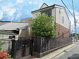[一戸建] 大阪府八尾市亀井町2丁目 の賃貸【/】の外観