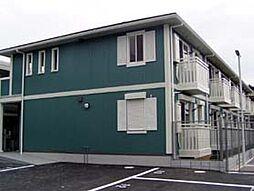 大阪府堺市北区百舌鳥西之町2丁の賃貸アパートの外観