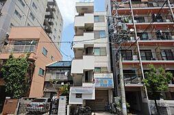 愛知県名古屋市港区辰巳町の賃貸マンションの外観
