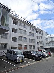 松本第1マンション[4階]の外観
