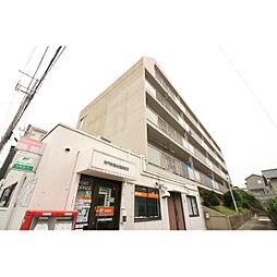 兵庫県神戸市北区鈴蘭台西町2丁目の賃貸マンションの外観