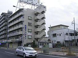 東京都福生市大字熊川の賃貸マンションの外観