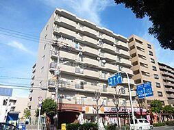 タツミ第6ハイツ新館[4階]の外観