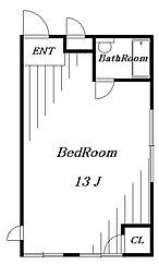 野村ビルディング院内[2階]の間取り