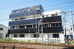ソリッドリファイン稲田堤[2階]の外観