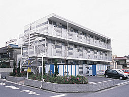 大阪府堺市堺区向陵東町2丁の賃貸アパートの外観