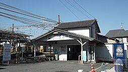 名鉄冨貴駅まで...