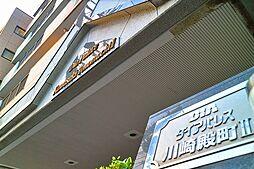 駅から歩いて4分、角部屋「ダイアパレス川崎殿町II」renovation