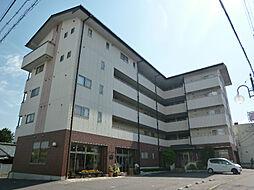 長野県岡谷市東銀座1丁目の賃貸マンションの外観