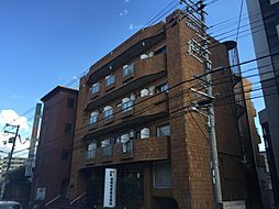 コーポタカハシB[3階]の外観