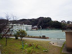 馬堀中学校