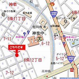 近隣案内図