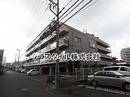 神奈川県座間市相武台1丁目の賃貸マンションの外観