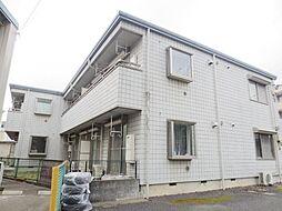 埼玉県戸田市笹目4丁目の賃貸マンションの外観