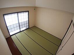 2階 和室。