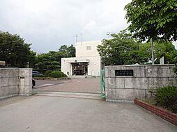 萩山中学校まで...