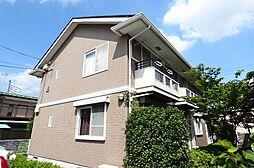 メゾンドヒラヤマA・B[1階]の外観