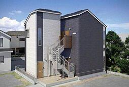 神奈川県横浜市鶴見区矢向4丁目の賃貸アパートの外観