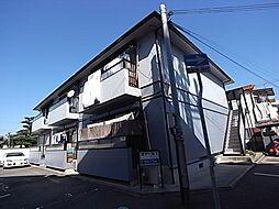 ボナールI[2階]の外観