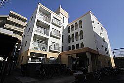 兵庫県西宮市松並町の賃貸マンションの外観