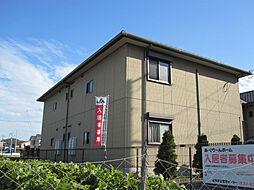 エコーズユタカ D棟[D202号室]の外観