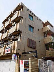 神奈川県横浜市神奈川区新子安2丁目の賃貸マンションの外観