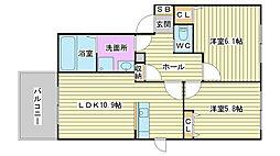 尾上の松駅 6.6万円