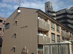 プレザント花田[3階]の外観