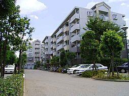 UR千葉ニュータウン プロムナード桜台3番街[1-104号室]の外観