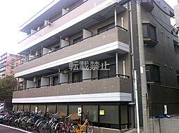 クレッセント川崎[4階]の外観