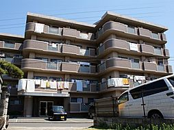 サニープレイス青山[1階]の外観