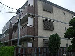 埼玉県さいたま市浦和区北浦和3丁目の賃貸アパートの外観