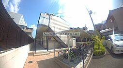 大阪府東大阪市鷹殿町の賃貸アパートの外観