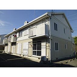 神奈川県小田原市国府津1丁目の賃貸アパートの外観