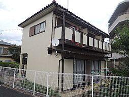 東京都狛江市東和泉1丁目の賃貸アパートの外観