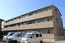 埼玉県さいたま市大宮区三橋4丁目の賃貸アパートの外観