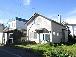 [一戸建] 北海道札幌市北区新琴似三条2丁目 の賃貸【/】の外観