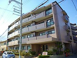 兵庫県西宮市伏原町の賃貸マンションの外観