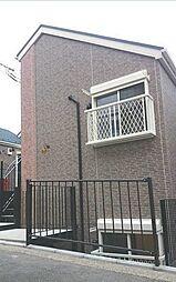 神奈川県横浜市南区永田南1丁目の賃貸アパートの外観