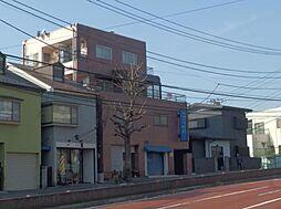 神奈川県横浜市南区永田北1丁目の賃貸マンションの外観