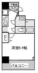 レオンコンフォート本町[10階]の間取り
