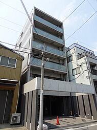 ネクサス三軒家[1階]の外観