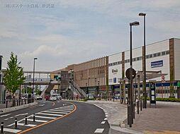 西武新宿線「狭...